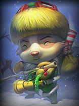 Teemo Yêu Tinh Giáng Sinh