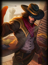 Twisted Fate Cao B?i